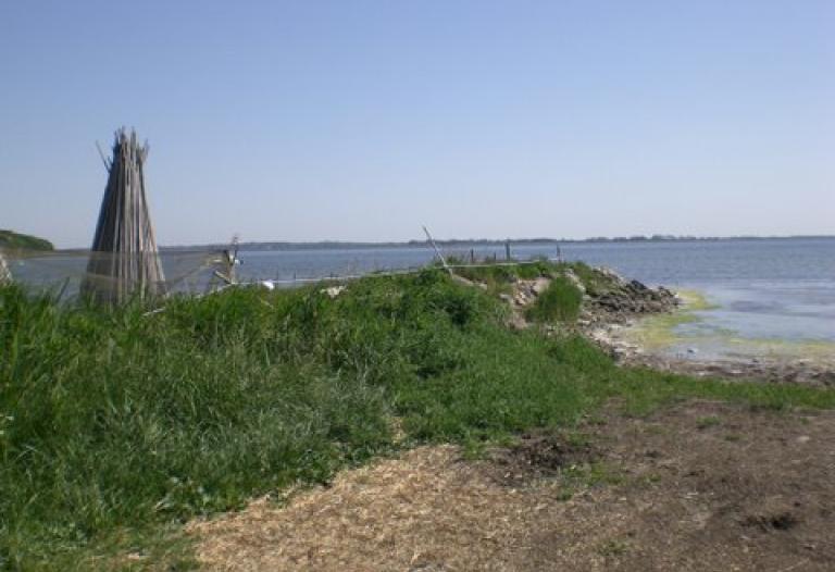 Oplagring ved Basnæs Havn